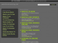Watchtvstreaming.net