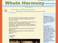 wholeharmony.net