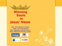 Winning Souls In Jesus' Name - Home