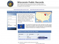 wipublicrecords.net Thumbnail