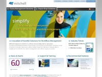 Mitchell | Integrated Management Solutions for Insurance & Repair Shops