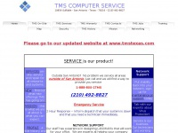 Tmstechsys.com - TMS Computer and Printer Service, San Antonio Texas
