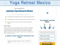 Yogaretreatmexico.net
