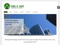 The IT Doc Computer Consultants for small businesses. Computer repair, troubleshooting, virus and spyware removal, wireless setup