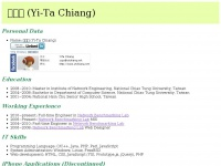 ytchiang.net Thumbnail