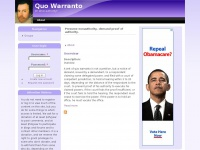 Quo-warranto.org