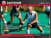 The Official Athletic Website Of Davidson College