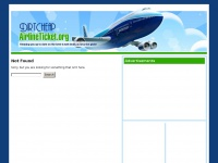 Dirtcheapairlineticket.org