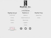 madhattersreview.com
