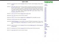 nginx.org