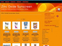Zincoxidesunscreen.net