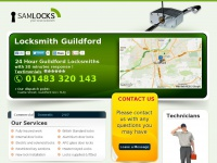 Samlocksmithsguildford.co.uk