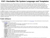 Filesystems.org