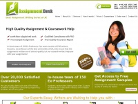 assignmentdesk.co.uk
