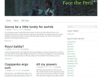 facetheperil.com