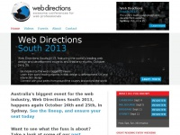 webdirections.org