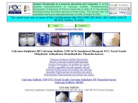 calciumsulfate.org Thumbnail
