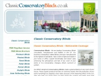 Classicconservatoryblinds.co.uk