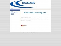 Bluestreak Hosting - Home Page