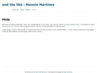 Manolomartinez.net
