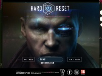 Hard Reset - The Cyberpunk FPS from Flying Wild Hog