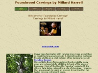 foundwoodcarvings.com Thumbnail