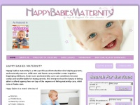 happybabiesmaternity.co.uk Thumbnail