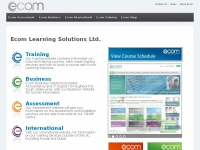 ecomlearning.co.uk