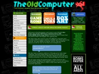 The Old Computer|Roms|Emulators|NES Roms,SNES Roms,N64 Roms,MAME Roms