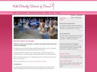 katedohertyschoolofdance.co.uk