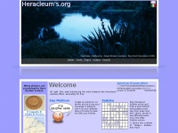Welcome - Heracleum