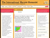 internationalmarxisthumanist.org