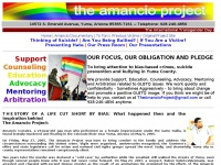 Theamancioproject.org