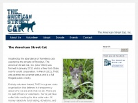 Theamericanstreetcat.org