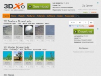 3DXO - Finest 3D Resources: