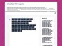 Romanticprairiemagazine.net