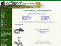 custom-animal-jewelry.com