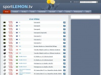 Frombar.tv - Sport Lemon - From Bar - From Sport - Watch Live Sports Online - FromSport