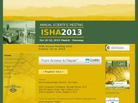 ishacongress.com