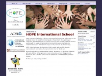 HOPE International School - Home
