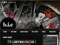 Bicradio.net - B.I.C Live Biker Radio Station - Radio for Bikers!