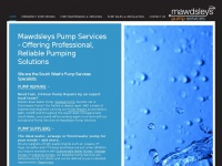 mawdsleyspumpservices.co.uk