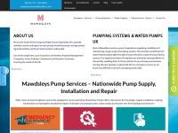 Mawdsleyspumpservices.co.uk