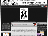 Threejaguarscomic.net
