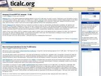 Ticalc.org