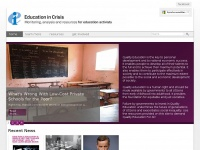 educationincrisis.net Thumbnail