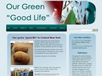Ourgreengoodlife.org