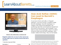 Learnaboutbarretts.com - Learn about Barrett's Esophagus, esophageal cancer, find a physician