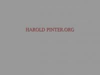 haroldpinter.org