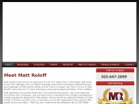 mattroloffspeaking.com
